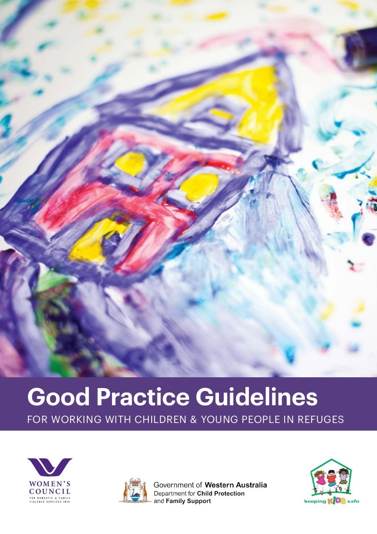 Good practice guidelines for working with children and young people i fandeluxe Image collections