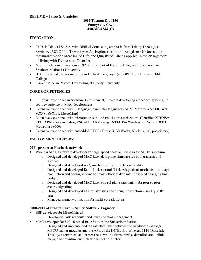 ENGINEERING RESUME James Umstetter – Earthworm Worksheet Answers