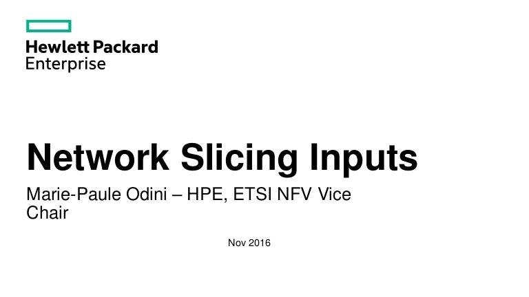 Network Slicing overview_v6
