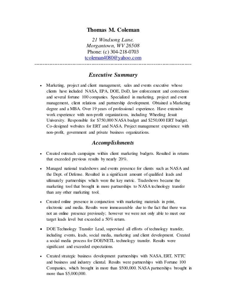Vp Marketing Resume samples   VisualCV resume samples database VisualCV