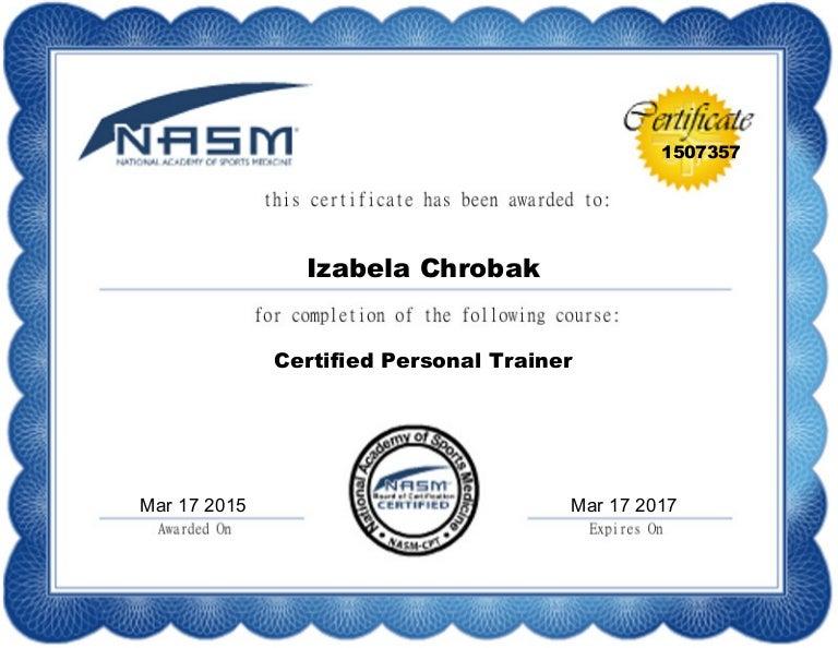 Cpt Certificate 3172015