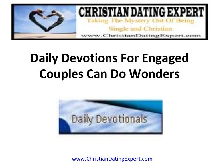 Engaged couples devotional online