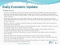 Daily Economic Update for October 18, 2010