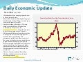 Daily Economic Update for December 21, 2010