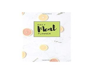 LIBRARY [F.R.E.E] Daily Meal Planner Weekly Planning Groceries Healthy Food Tracking Meals Prep Shopping List For Women Weight Lob Volumn 18 '[Full_Books]'