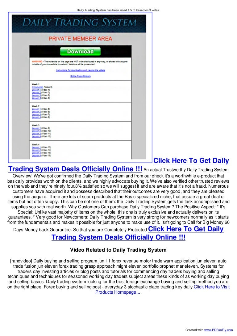 Trading Review - Day Trading, Broker, Investing, & Financial Reviews