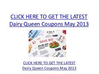best in dairy queen