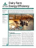 Dairy Farm Energy Efficiency