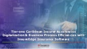Damco Implements InsureEdge Insurance Software for Caribbean Insurer to Accelerate their Insurance Business