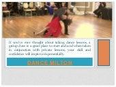 Dance milton