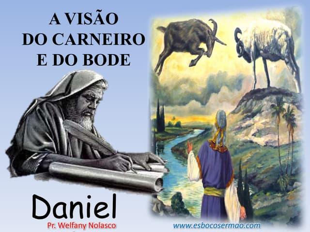 Daniel 8 a visao do carneiro e do bode