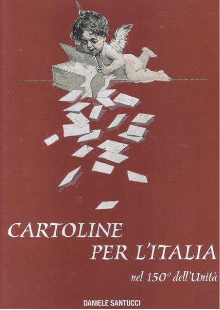 "Daniele santucci - ""Cartoline per l'Italia"""