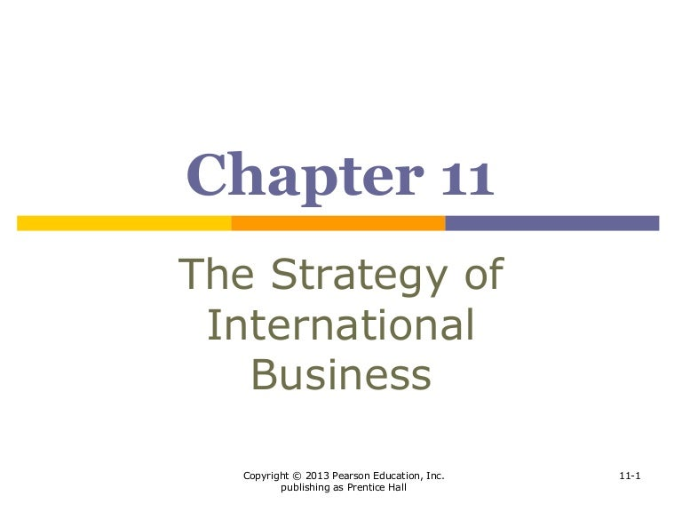 notes international business strategy International business strategy (full notes) book used, lecture summary and project notes.