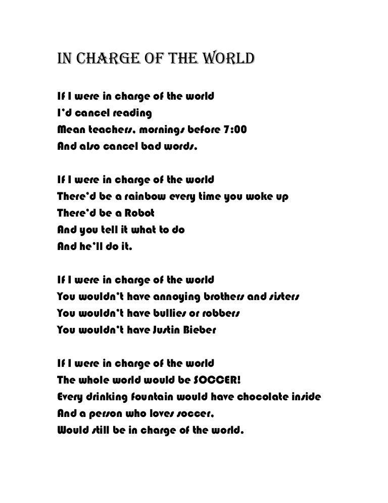 Daniel's poems
