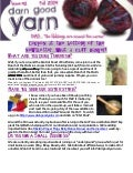 Darn Good Yarn Fall 2009