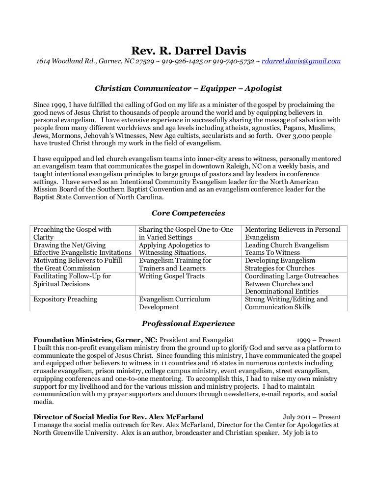 Pastor Resume Service Breakupus Gorgeous Resume For A Career Change Sample  Distinctive Break Up Breakupus Gorgeous  Sample Pastor Resume
