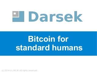 Darsek - Free bitcoin card