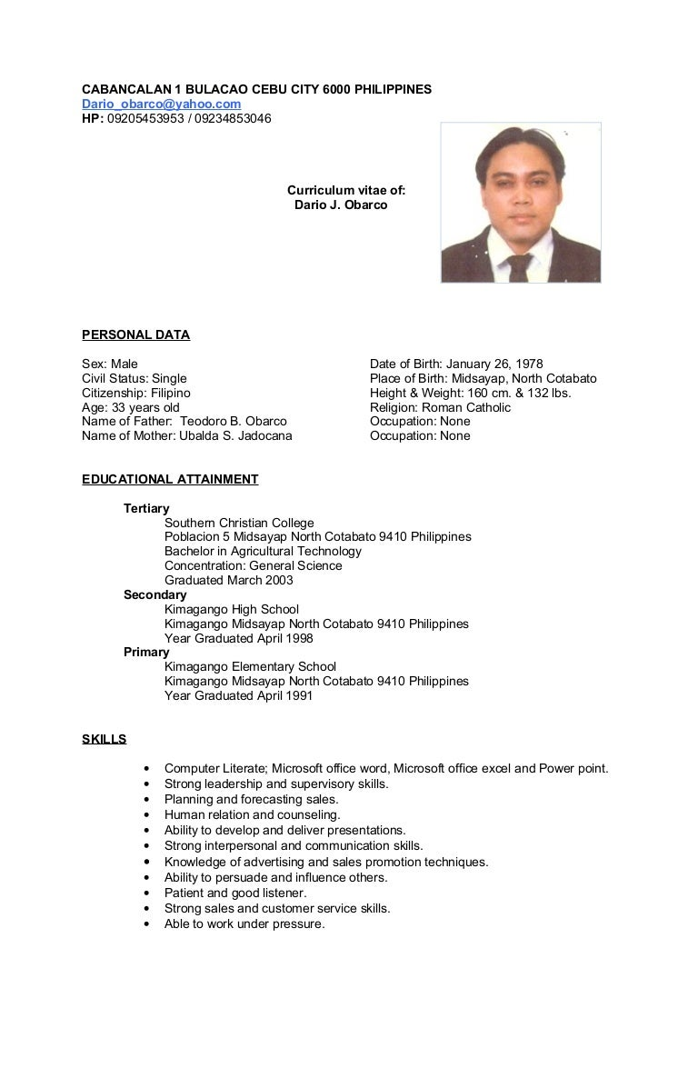 Resume Samples For Call Center Job Urgup Kapook Co