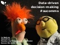 Data driven decision-making - Students' Unions 2013