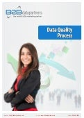 Data quality process