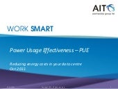Data centre pue_power_usage_effectiveness