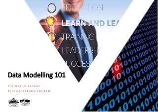 Data modelling 101