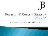 A Content Strategy Roadmap to Website Redesign
