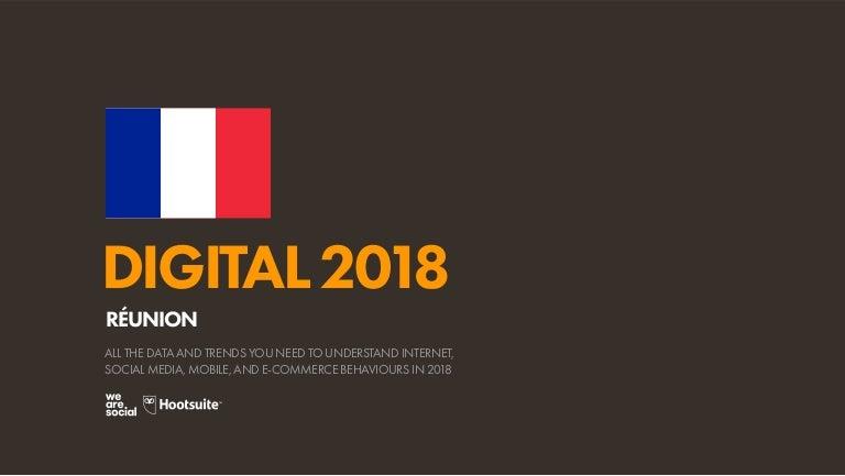 Digital 2018 Reunion January 2018