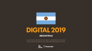 Digital 2019 Argentina (January 2019) v01