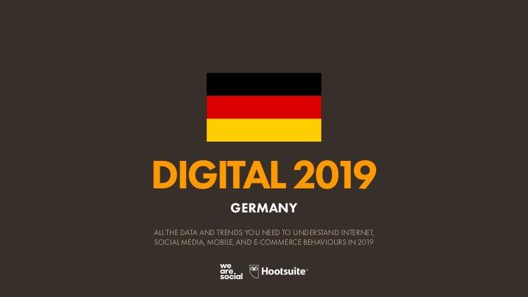 Digital 2019 Germany (EN) (January 2019) v01