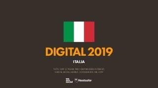 Digital 2019 Italia (IT) (January 2019) v02