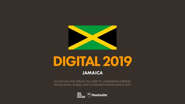 Digital 2019 Jamaica (January 2019) v01