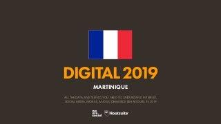 Digital 2019 Martinique (January 2019) v01