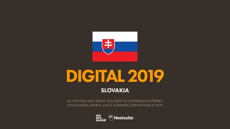 bbf7c0e41 Digital 2019 Slovakia (January 2019) v01
