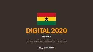 Digital 2020 Ghana (January 2020) v01