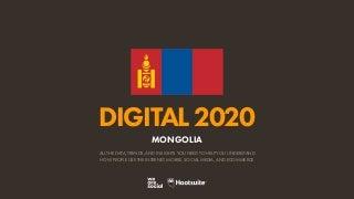 Digital 2020 Mongolia (January 2020) v01