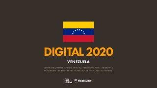 Digital 2020 Venezuela (January 2020) v01
