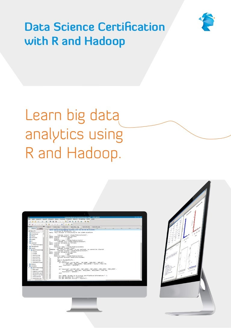 Data science certication with r and hadoop e brochure xflitez Images