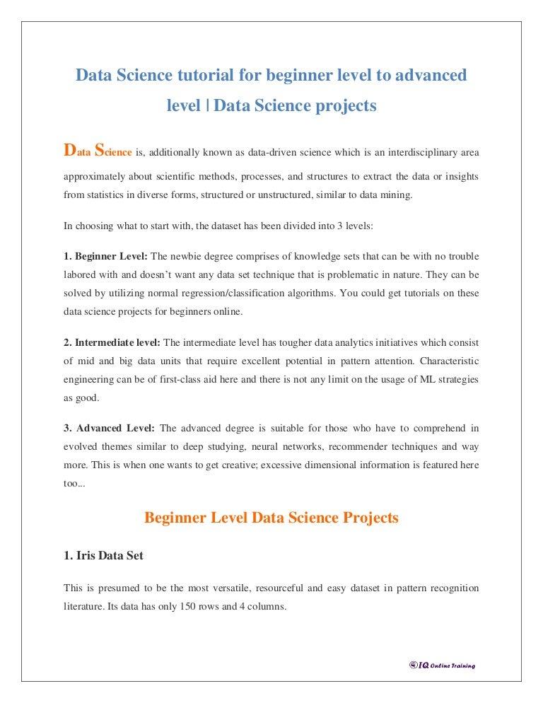 Data Mining Tutorial For Beginners Pdf