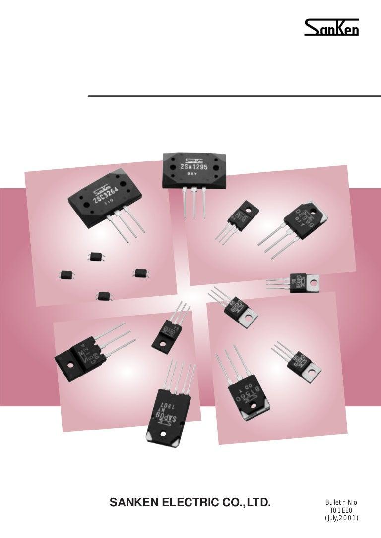Data Sheet Power Transistors Sanken 8n Electrical Wiring Diagram