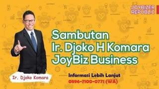 TERPERCAYA!! WA 0896-7100-0771 - Joybiz Jawa Tengah, Cara Daftar Joybiz Yogies