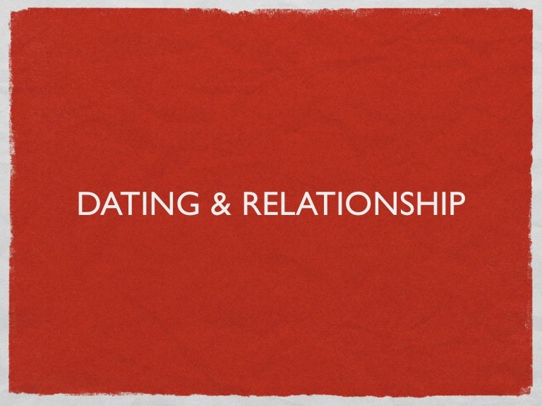 a fabulous relationship app