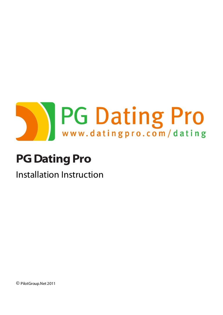 Dating pro pilot group