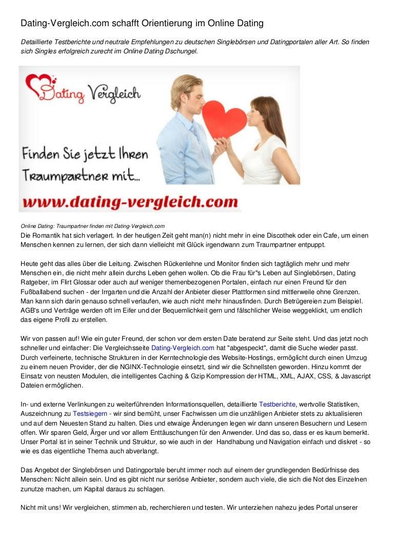 Online-Dating verlagert sich offline