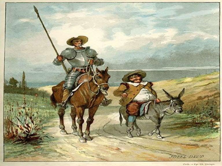 Don Quijote, II parte, capítulo 20