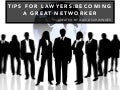 David Schwinger: Becoming a Great Networker