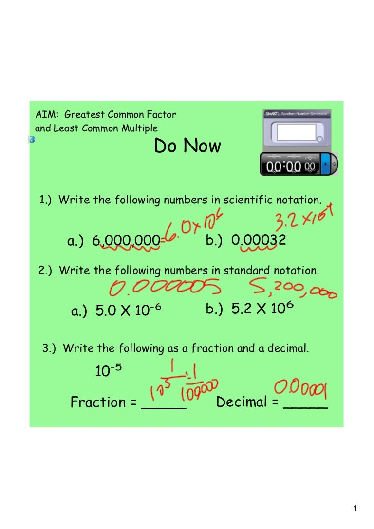 Day 12 gcf lcm word problems – Gcf and Lcm Word Problems Worksheet