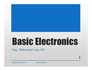 AVR_Course_Day1 basic electronics