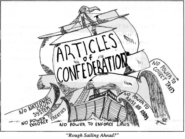 Articles of Confederation Day 2