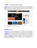 DayNight - Contrasted Wordrpress Theme